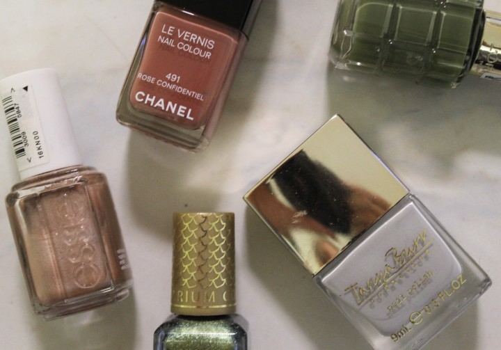 Top 5 Nail Polishes