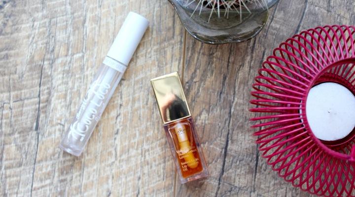 Clarins Lip Oil VS Barry M Lip Oil |REVIEW