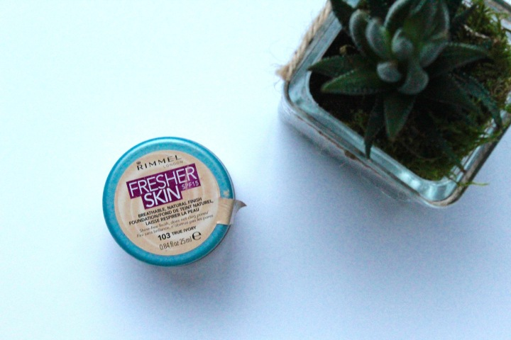 Rimmel London Fresher Skin | REVIEW