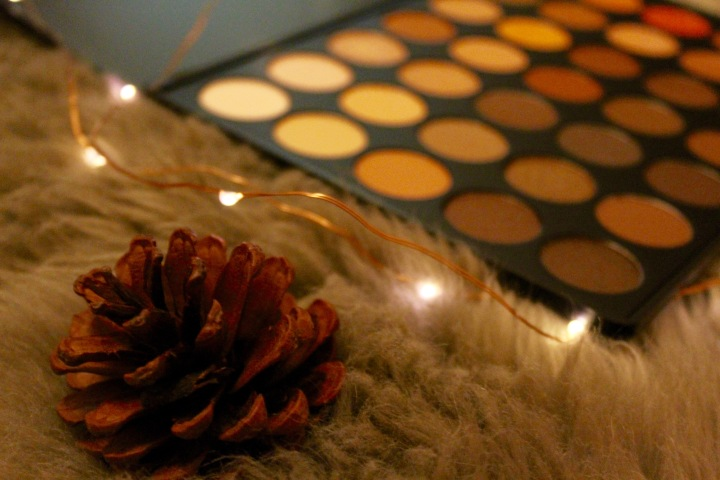 The Most Autumnal Eye Shadow Palette ever?! Morphe35O