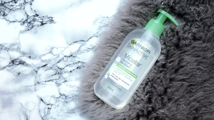 Garnier Skin Active Micellar Cleansing Gel Wash | REVIEW