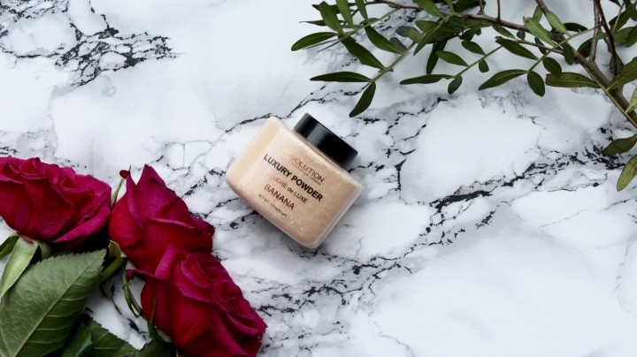 Makeup Revolution Luxury Banana Powder | REIVEW