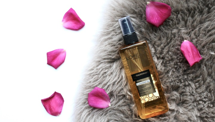Loreal Extraordinary Oil Cleansing Oil |Review