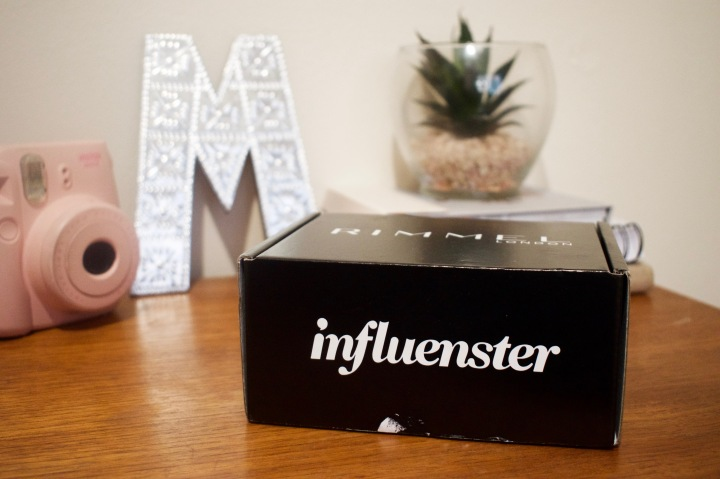My First Ever Influenster Voxbox!